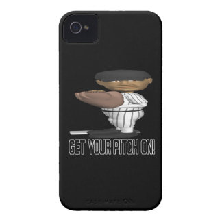 Get Your Pitch On iPhone 4 Case