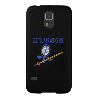 Get Your Practice On Galaxy S5 Cover