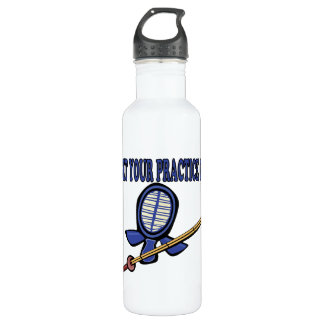 Get Your Practice On Water Bottle
