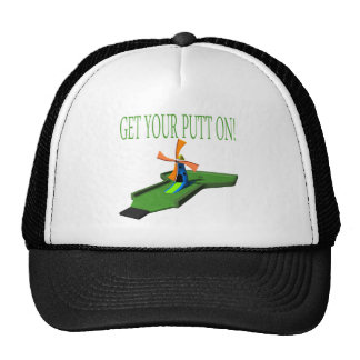 Get Your Putt On Hat