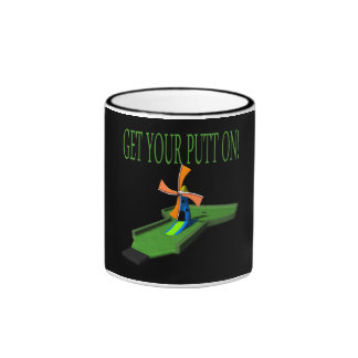 Get Your Putt On Mug