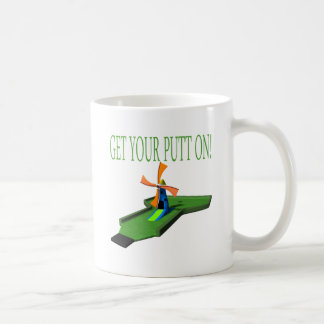Get Your Putt On Coffee Mug