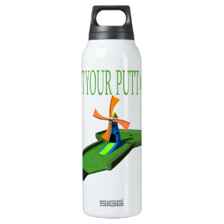 Get Your Putt On SIGG Thermo 0.5L Insulated Bottle