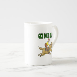 Get Your Race On Tea Cup