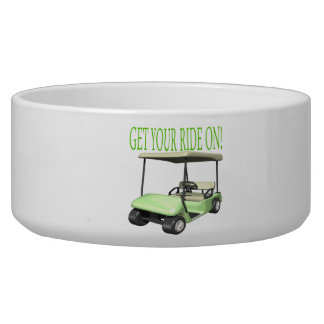 Get Your Ride On Bowl