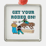 Get Your Rodeo On Ornaments
