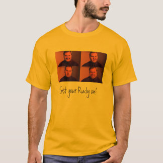 Get your Rudy on! T-Shirt