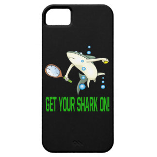 Get Your Shark On iPhone SE/5/5s Case