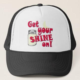 Get your shine on trucker hat