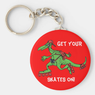 Get your, Skates on! | Keychain