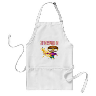 Get Your Sparkle On Adult Apron