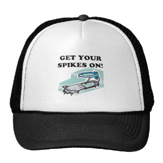 Get Your Spikes On Trucker Hat