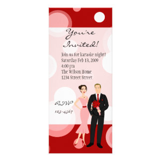 Get Your Valentines Ready Invitations