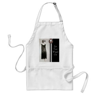 Get Your Wiggle On 1 Adult Apron