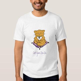Get Your Zen On. T-Shirt