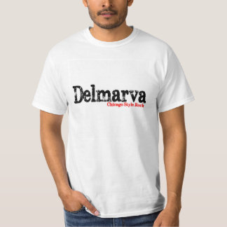 Get yourself or your loved one a new Delmarva tee! T-Shirt