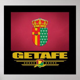 Getafe Poster