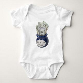 GetALifeFund070111 Baby Bodysuit
