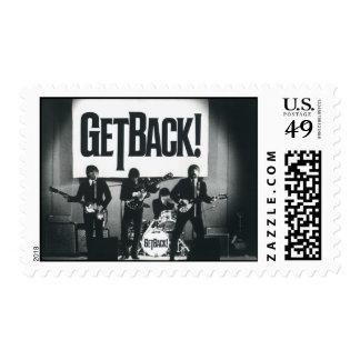 GetBack!® Beatlemania Postage