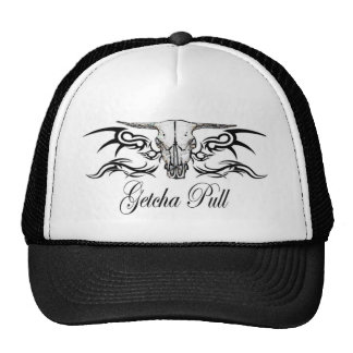 getcha pull trucker hats