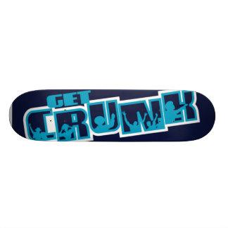 GetCrunk Skateboard!!!!!!