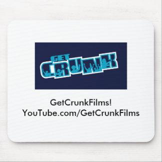 GetCrunkFilms Mousepad!