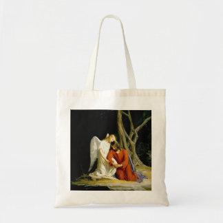 Gethsemane by Carl Heinrich Bloch 1805 Budget Tote Bag