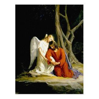 Gethsemane by Carl Heinrich Bloch 1805 Postcard