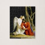 Gethsemane Carl Bloch Rompecabezas