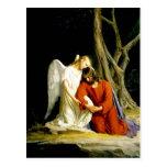 Gethsemane Carl Bloch Tarjeta Postal