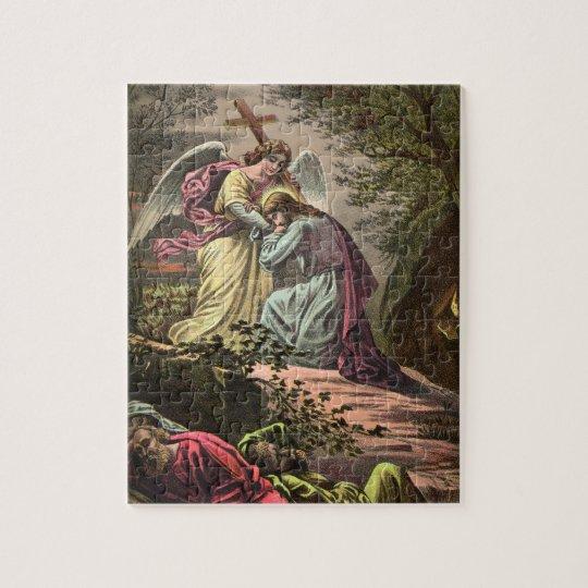 Gethsemane Jigsaw Puzzle