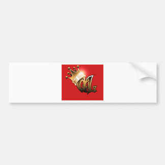 GetLive/New Money New Breed Inventory Bumper Sticker