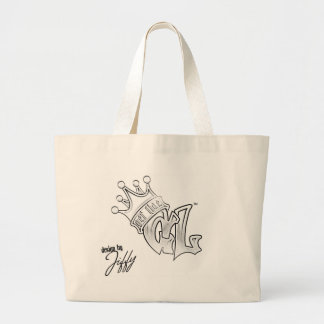 GetLive/New Money New Breed Inventory Large Tote Bag