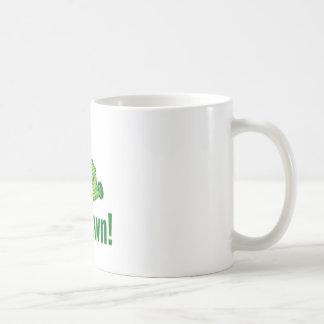 getoffmylawn.ai classic white coffee mug