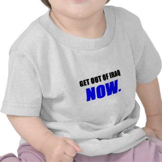 getoutofiraq camiseta