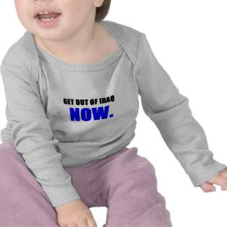 getoutofiraq camisetas