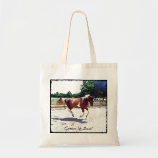 Gettem Up, Scout! Tote Bag
