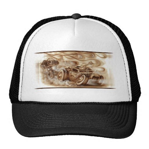 Gettin Away Trucker Hat