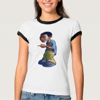 Gettin' Grown Character Shirt, Light T-Shirt