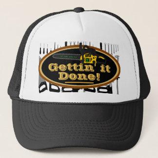 Gettin' it Done Trucker Hat! Trucker Hat