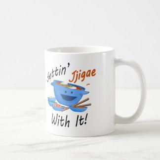 Gettin' Jjigae With It! Mug