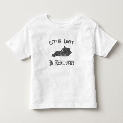 gettin lucky in kentucky shirts