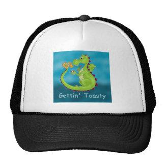 Gettin' Toasty Trucker Hat