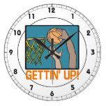 Gettin Up Clock