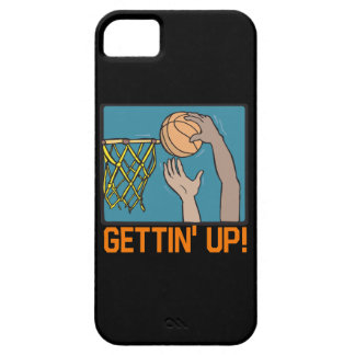 Gettin Up iPhone SE/5/5s Case
