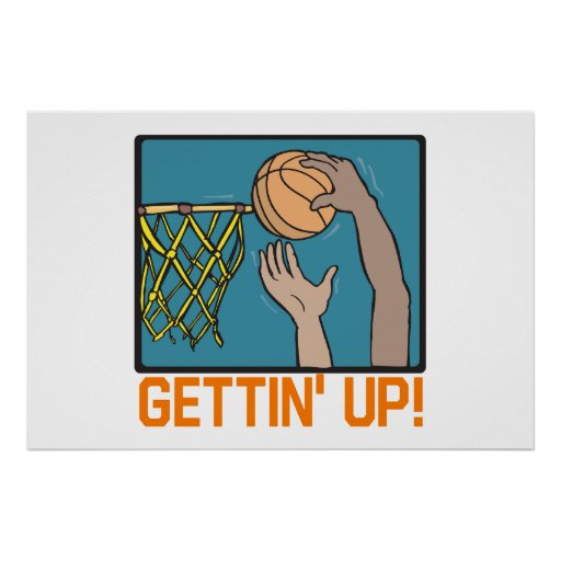 Gettin Up Poster