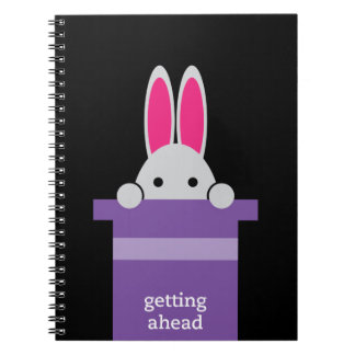 'Getting Ahead' Notebooks