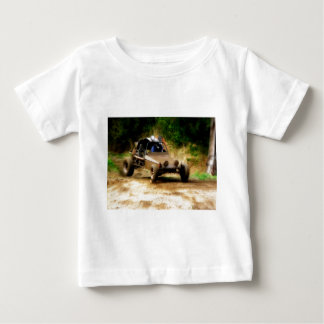 Getting Air in a Dune Buggy Baby T-Shirt