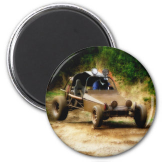 Getting Air in a Dune Buggy Magnet