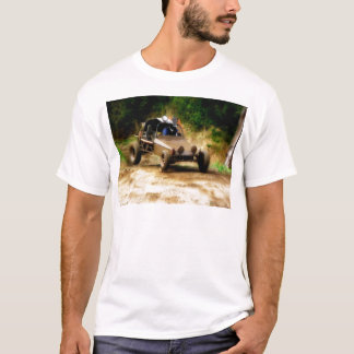 Getting Air in a Dune Buggy T-Shirt